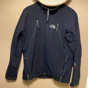 The North Face Women's Black Softshell Jacket